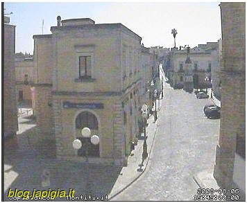webcam infopoint prolocosalento
