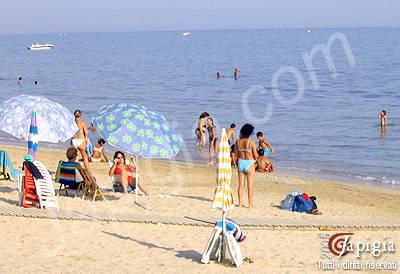 spiaggia salentina