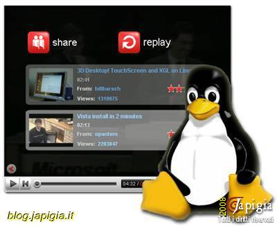 video su linux
