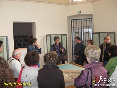 alezio, museo civico e parco archeologico