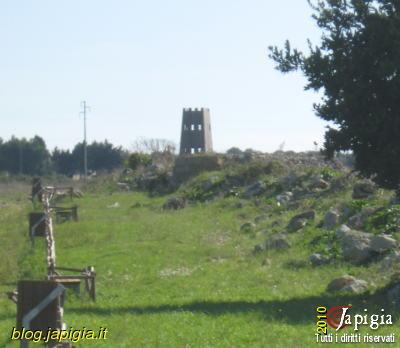 parco archeologico vaste